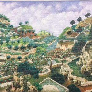 ציורים אומנתיים בתל אביב