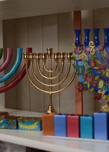 חנוכה Hanukkah